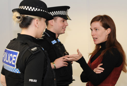 The Problems With Policing the Police   TIME